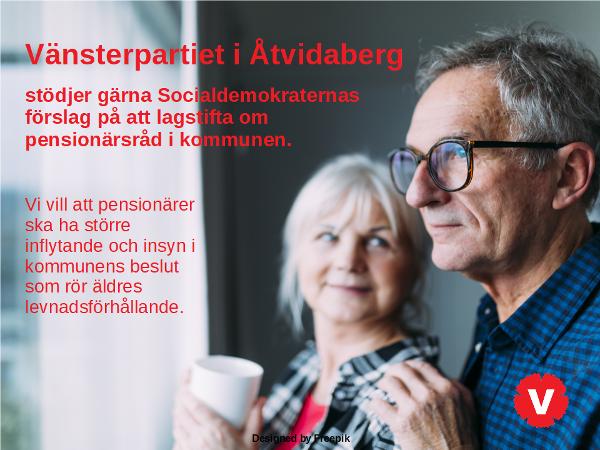 Pensionärsråd i Åtvidabergs kommun